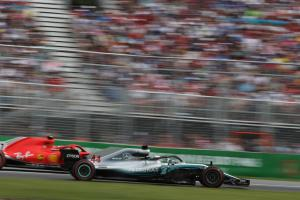 Wolff: Canadian GP a major wake-up call for Mercedes