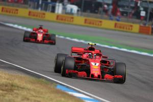 Raikkonen: Ferrari orders didn't change an awful lot