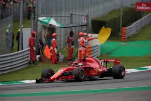 Rosberg: Vettel needs to raise his game and cut out mistakes