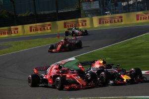 Raikkonen: Japanese GP fight ended by damage in Verstappen hit