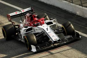 Barcelona F1 Test 1 Times - Monday 3PM