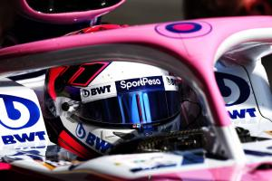 Perez: Racing Point low mileage due to limited parts
