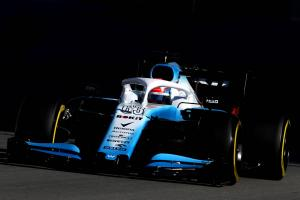 Russell: Today was Williams' proper day one