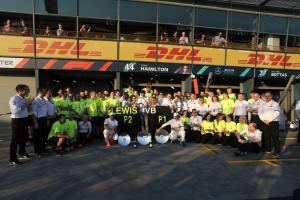 F1 Paddock Notebook - Australian GP Sunday