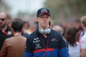 Kvyat: F1 stewards understood they were harsh on me