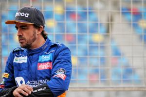 An Alonso comeback? No thanks - F1 has already moved on