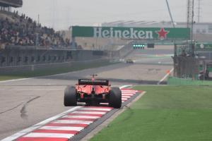 Vettel: Verstappen not aware of Q3 push