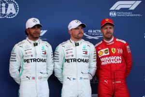 Who should partner Lewis Hamilton in F1 2021?
