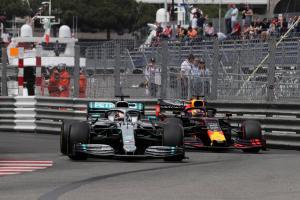 F1 Monaco Grand Prix - Race Results