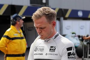 Magnussen hit with post-Monaco GP penalty