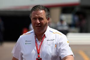Brown wants greater fan involvement in forming future F1 rules