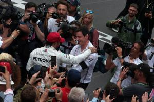 Hamilton saved Mercedes from defeat – Wolff