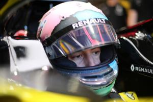 Ricciardo hit with two five-second penalties, drops to 11th place