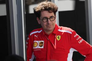 Binotto: There would be no argument if Vettel penalty reversed