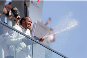 Hamilton: It's not how I wanted to win it...