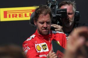 Vettel calls Canadian GP penalty 'shameful, funny decision'