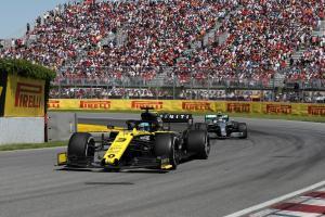 Ricciardo: Renault has bridged gap with straight-line speed