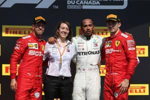 F1 Driver Ratings - Canadian Grand Prix