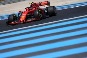 Leclerc: Late Bottas attack wasn't proper overtaking chance