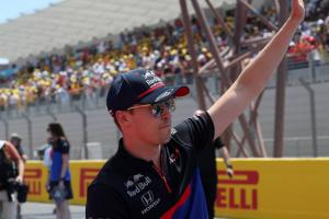 Kvyat: Gasly situation different to mine at Red Bull