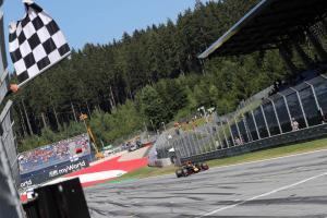 Formula 1 Austrian Grand Prix - Race Results