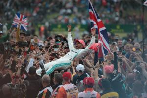F1 Paddock Notebook - British GP Sunday