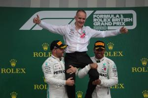 "Mercedes against ""dirty"" battles between Hamilton and Bottas"