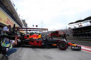 F1 Hungarian Grand Prix - Qualifying Results