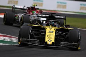 F1 Italian Grand Prix - FP3 Results