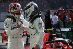 Bottas: I was concerned Hamilton would stay out