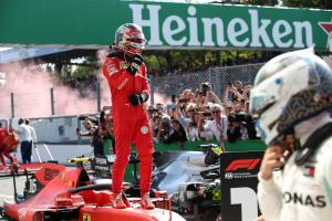 Leclerc: Consecutive F1 wins silences critics