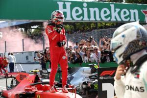 Leclerc: Consecutive F1 wins silences critics