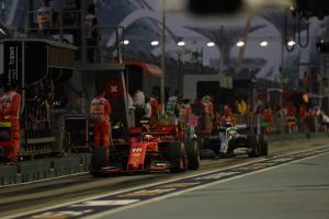 Singapore pole proves Ferrari 'a force to be reckoned with'
