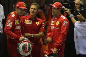 Ferrari considered Vettel/Leclerc swap after underestimating undercut