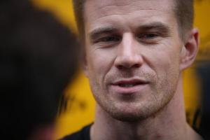 """Hulkenberg playing """"patient game"""" with his F1 future"""