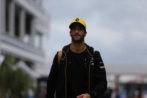 Ricciardo's £10m legal claim from former manager resolved