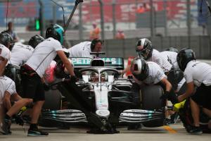 McLaren deal not beginning of the end for Mercedes works team