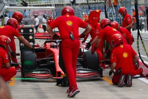 Vettel should avoid power unit penalty for Japanese GP