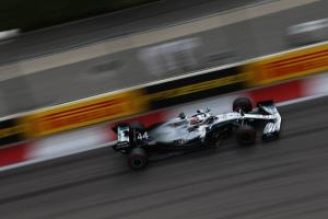 "Hamilton: My lap pole-worthy but beaten by Ferrari's ""jet mode"""