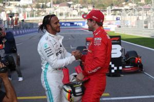 Mercedes challengers to Ferrari now – Wolff