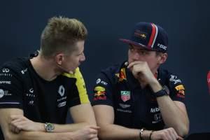 Verstappen: Hulkenberg deserves full-time F1 seat
