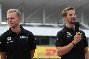 Steiner: Grosjean, Magnussen not to blame for Haas' poor season