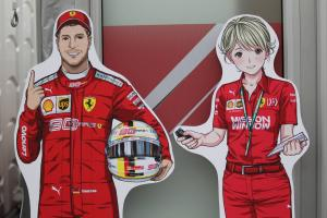 F1 Paddock Notebook – Japanese GP Friday