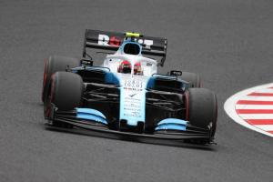 'Tight' for Kubica to make Japan start after Q1 crash
