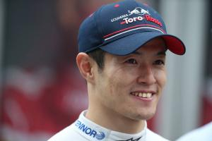 Super Formula star Yamamoto impresses on F1 weekend debut
