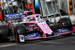 F1 Mexican Grand Prix - Qualifying Results