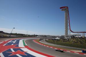F1 United States Grand Prix - FP3 Results
