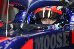 Horner: Gasly has performed 'exceptionally' since return to STR