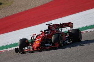 Wolff: Ferrari speed trace data 'totally different' in Austin