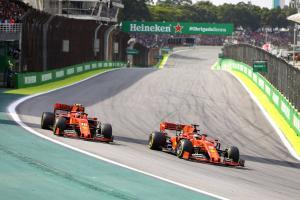 Binotto reveals Leclerc and Vettel's response to Brazil clash